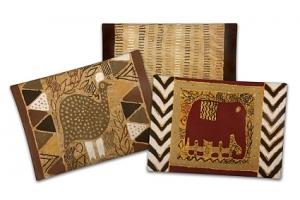 Tischsets Batik 40x30 cm