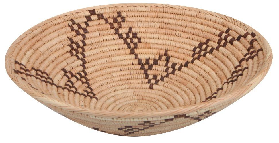Ndebele Basket Ø ca. 35 cm