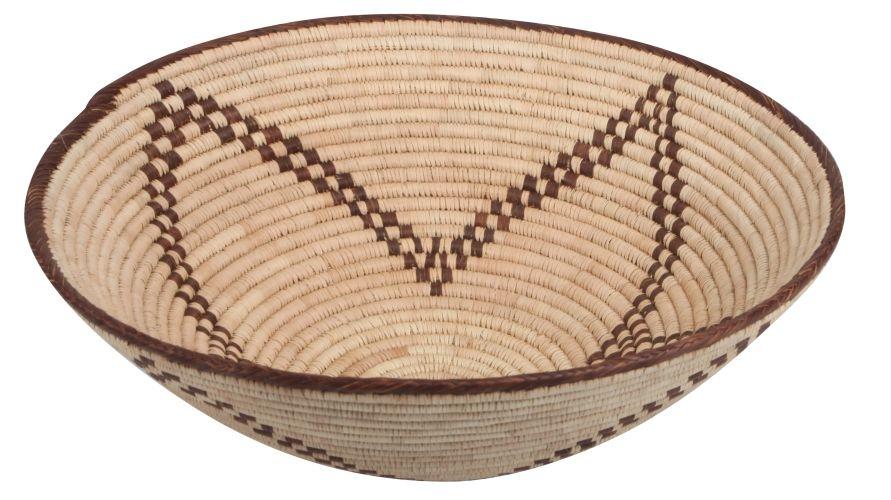 Ndebele Basket Ø ca. 40 cm