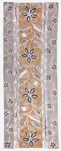 Floral V1 45x145 cm