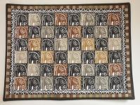 Charcoil Elephants