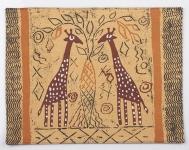 Giraffe Mud