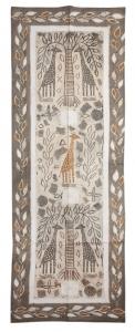 Giraffe Binga 45x145 cm